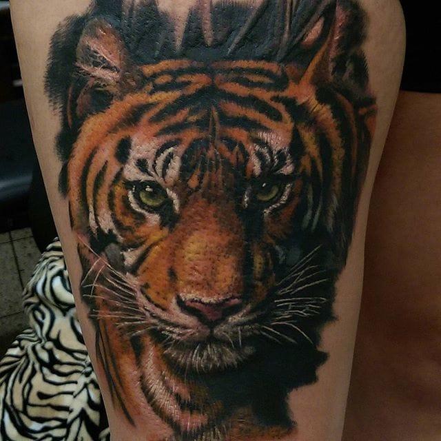 Extraordinary Tattoo Realism By Matt Jordan