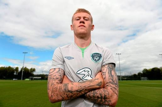 James McClean Quickly Proved His Critics Wrong!