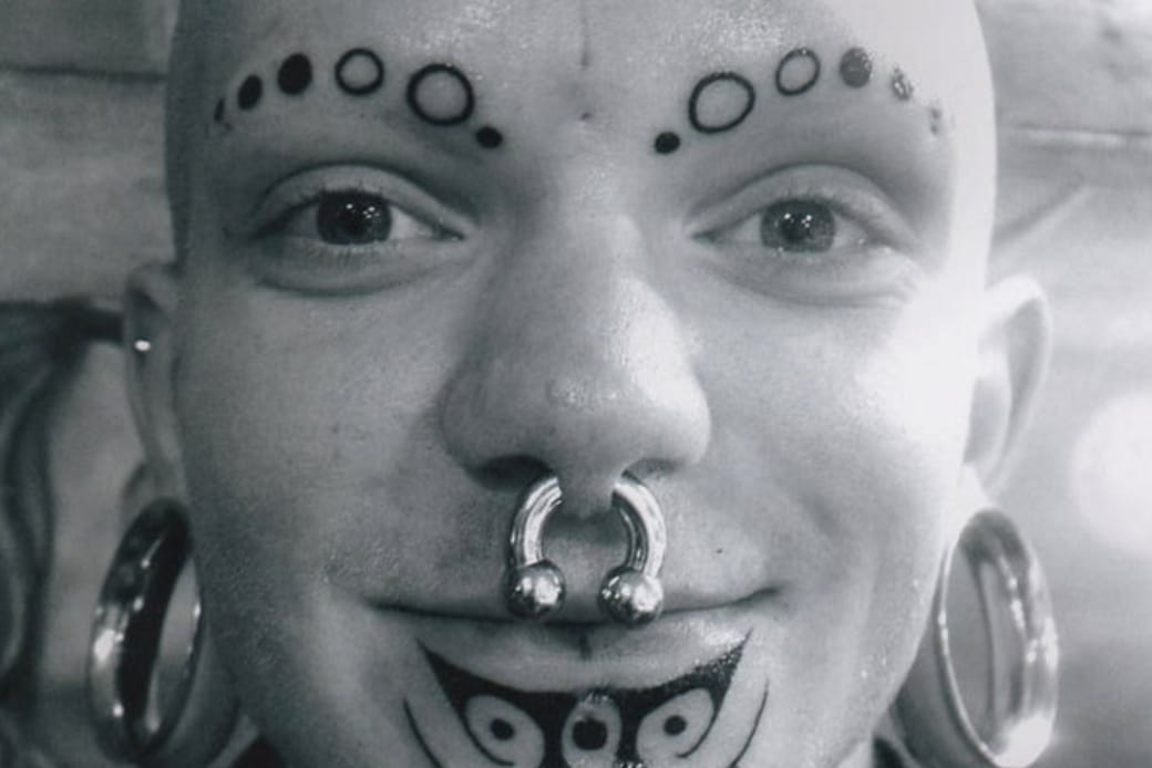 How Insane Can Eyebrow Tattoos Get?