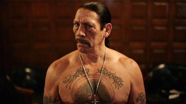 Tattooed Actor Danny Trejo To Open Trejo's Tacos