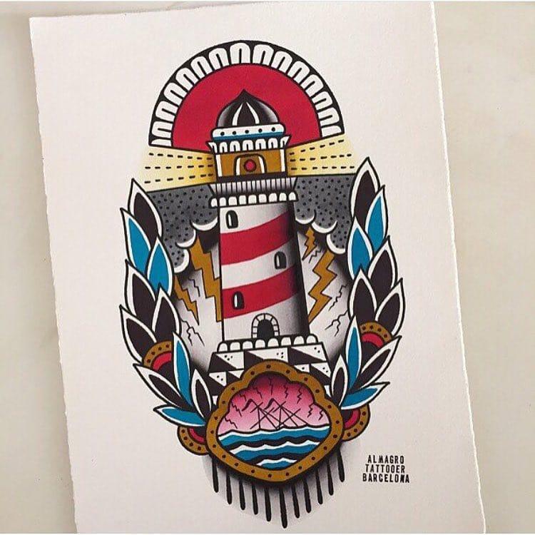 by Almagro Tattooer