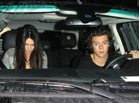 Kendall and Harry