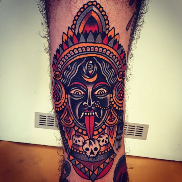 10 Bold and Beautiful Tattoos by Christian Otto