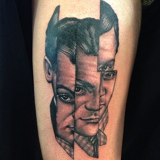 Tattoo by Pietro Sedda