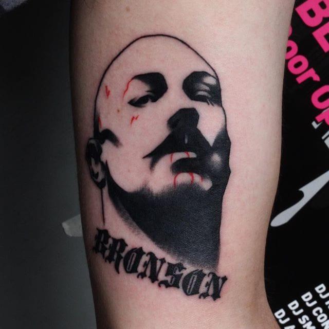 Bronson Tattoo by Jang Yongbin