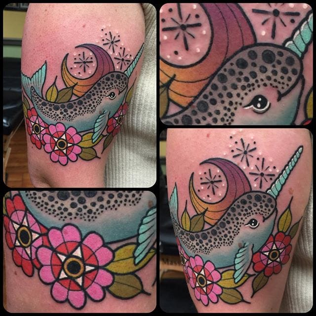 Tattoo by Katie McGowan