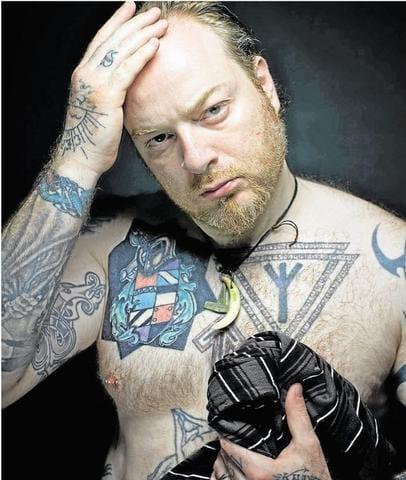 Russian Bass Baritone Opera Singer Evgeny Nikitin's Bad Tattoo Story