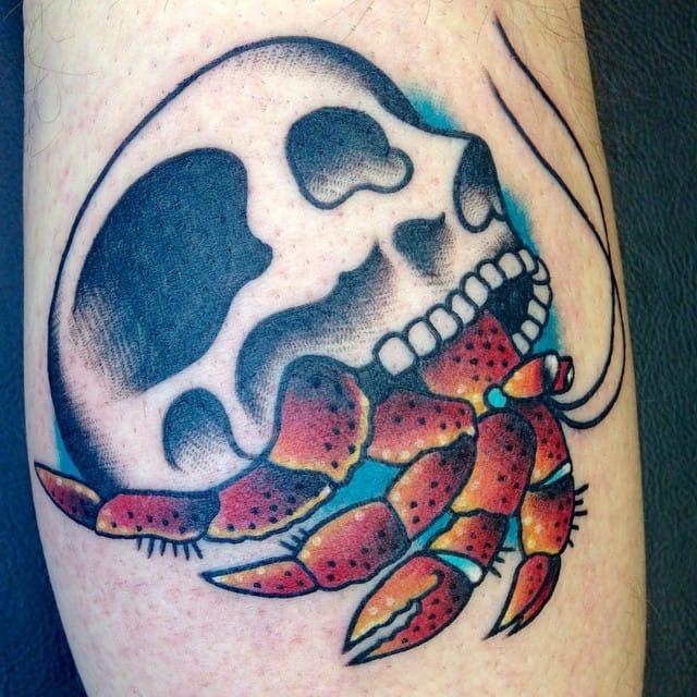 Tattoo by Anna Waychoff