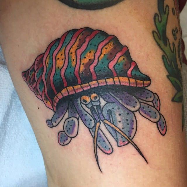 Tattoo by Cori James