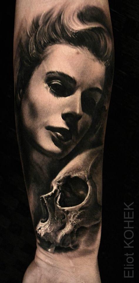 Exquisite work by Eliot Kohek.