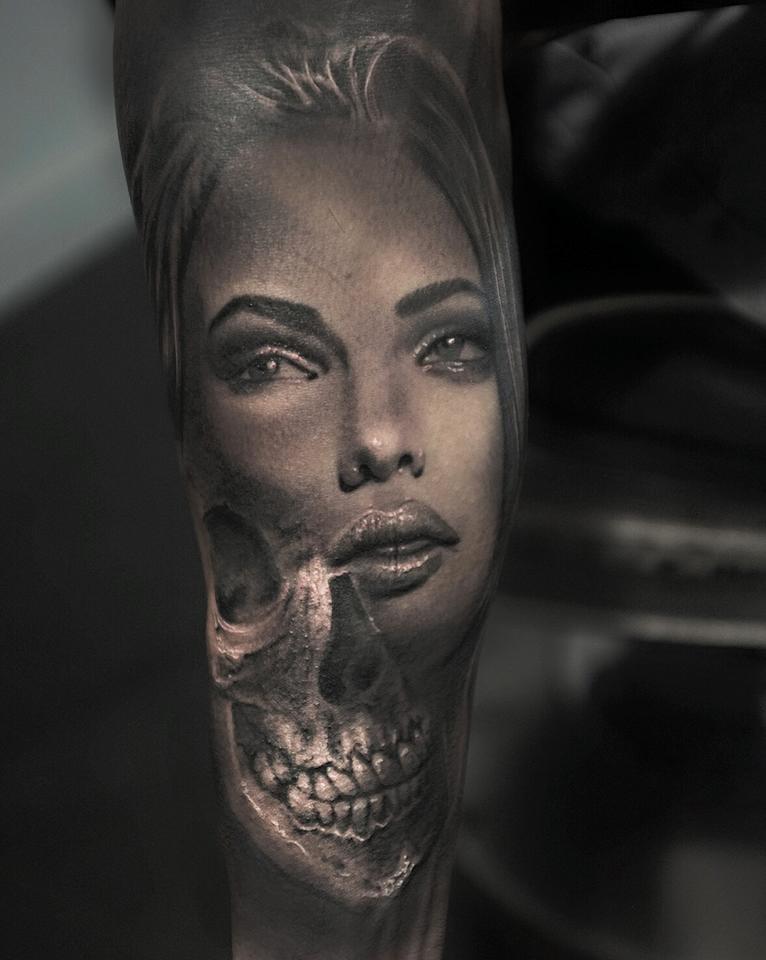 Dark beauty by Alexander D West.