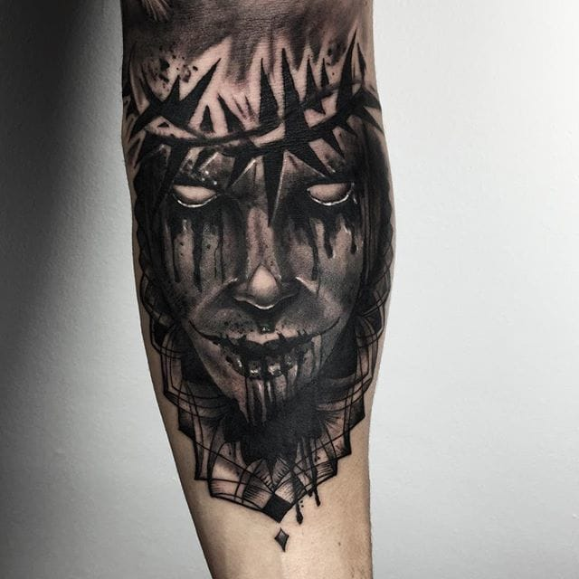 Tattoo by Ela Pour
