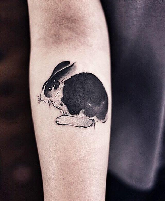 Lovely rabbit!
