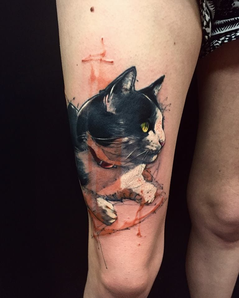 Bob Mosquito's Highly Creative Tattoos