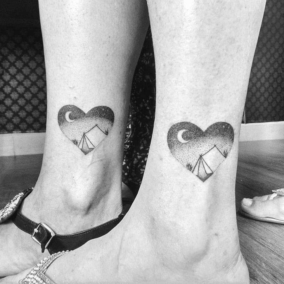 Tatuagem de cumplicidade!