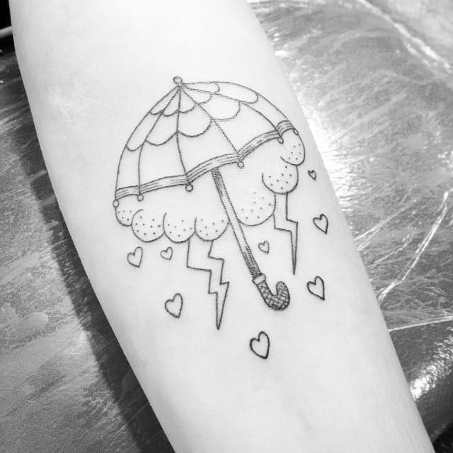 Tá chovendo amor!