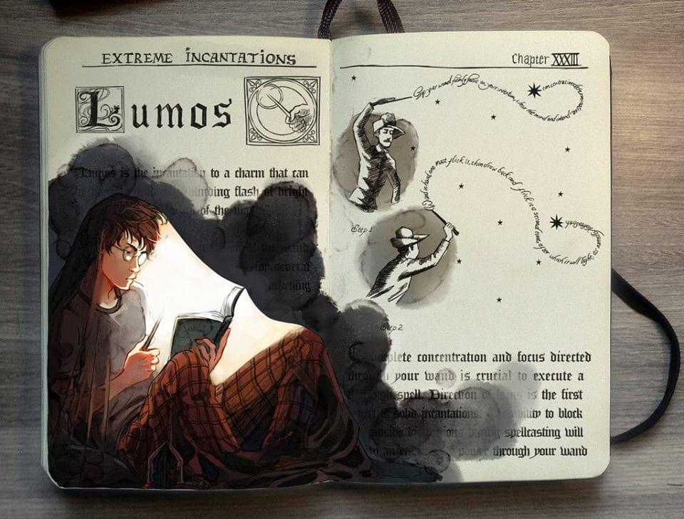 """""""Lumos"""""""