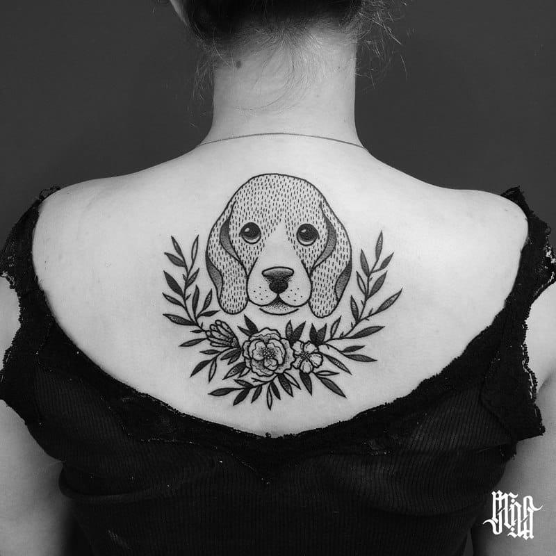 13 Tatuagens Blackwork Do Artista Daniel Griza