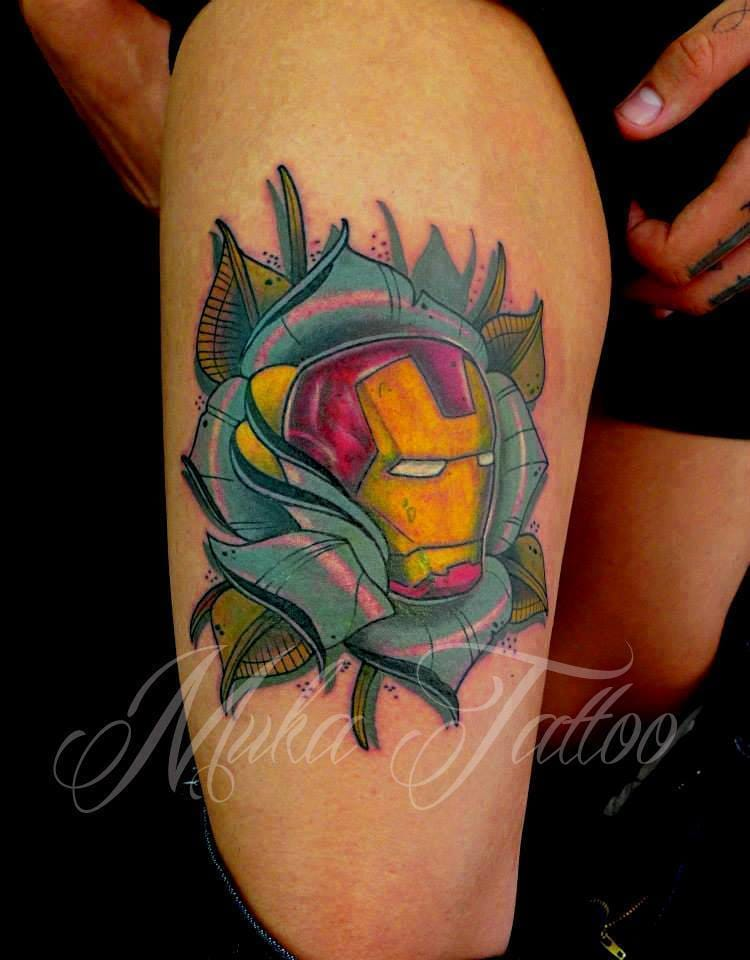 Flor de Ferro, ou Iron Flower