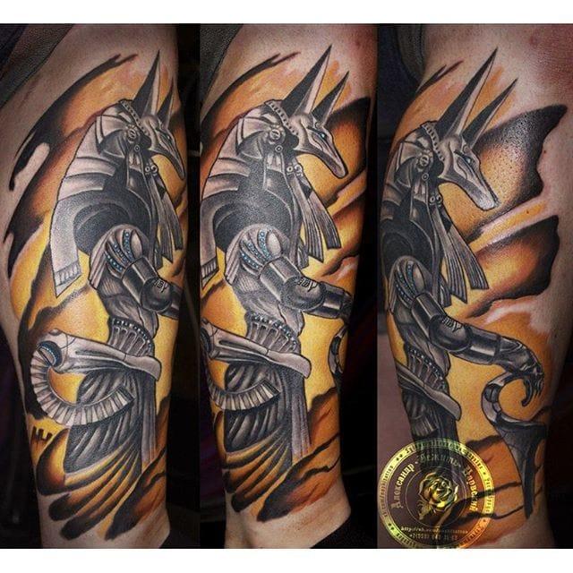 Tattoo by Aleksandr Narvskiy