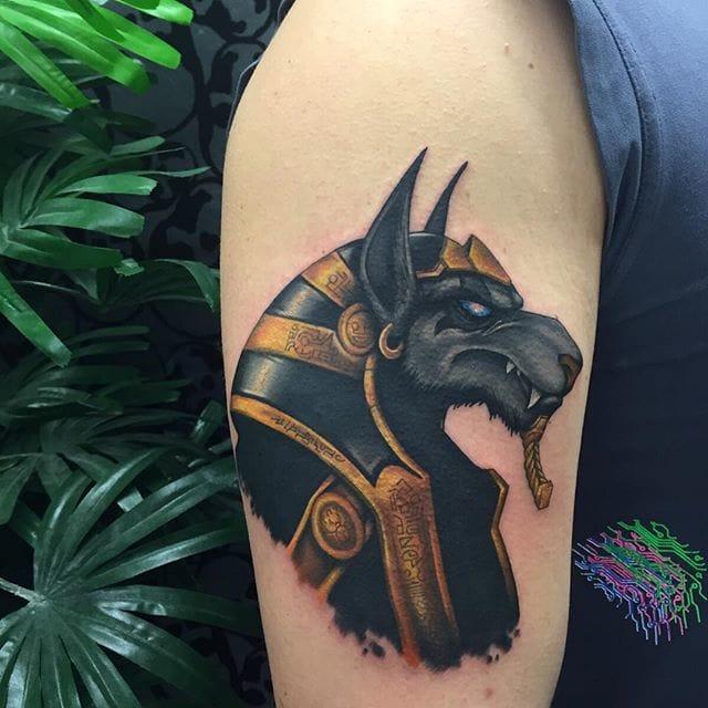 Tattoo, artist unknown