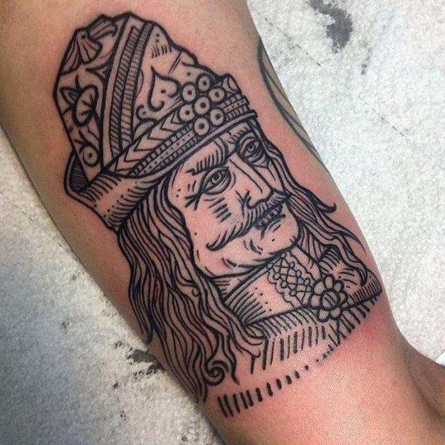 Tattoo by @qg74