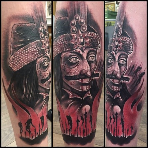 Tattoo by Anrijs Straume