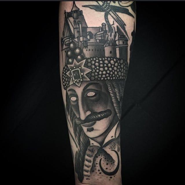 Tattoo by Tyler Allan Kolvenbach