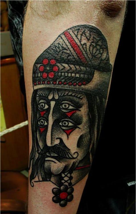 Tattoo by Juan Vida