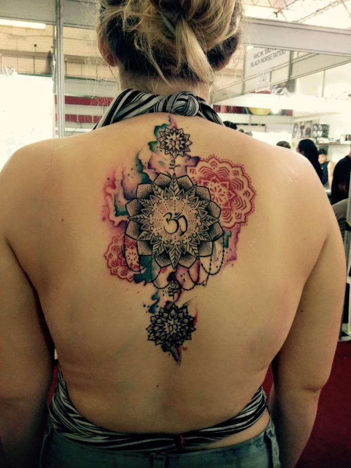 14 Tatuagens Do Especialista Em Pontilhismo Oreia Francis