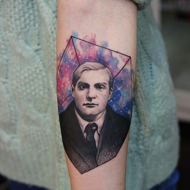 Arthur Craven Tattoo by Savaş Doğan