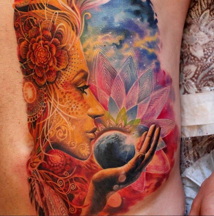 Stunning piece by Ilya Fominikh.