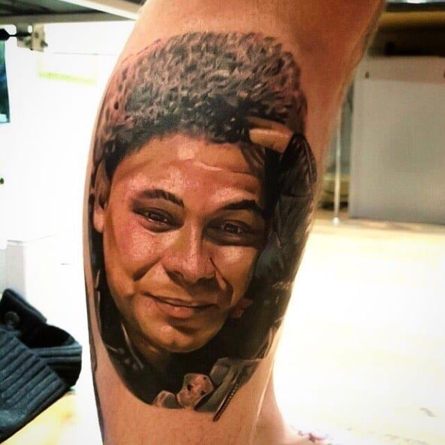 Lister Tattoo by Jordan Baker