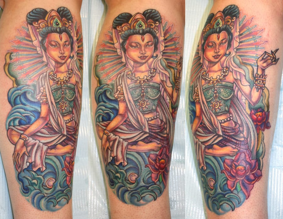 Awesome Quan Yin by BeyondFlesh