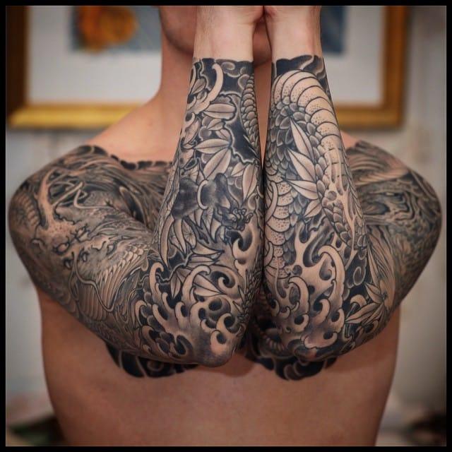 Sleeves by Johan Svahn