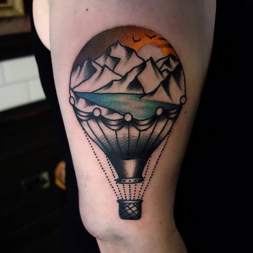 by Mors Tattoo