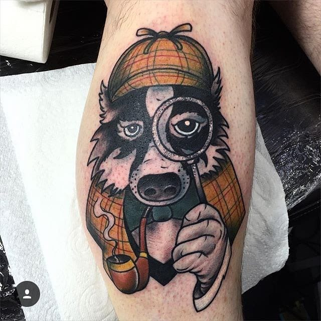 by Old London Road Tattoos