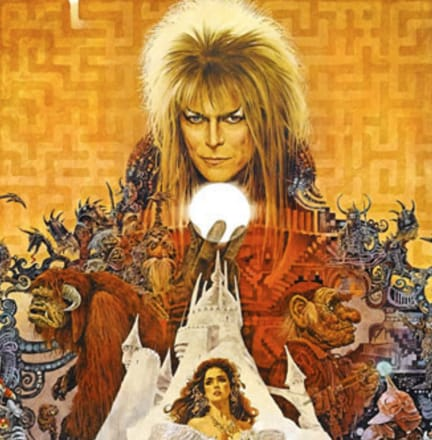 20 Tattoos Celebrating The Cult Classic Labyrinth