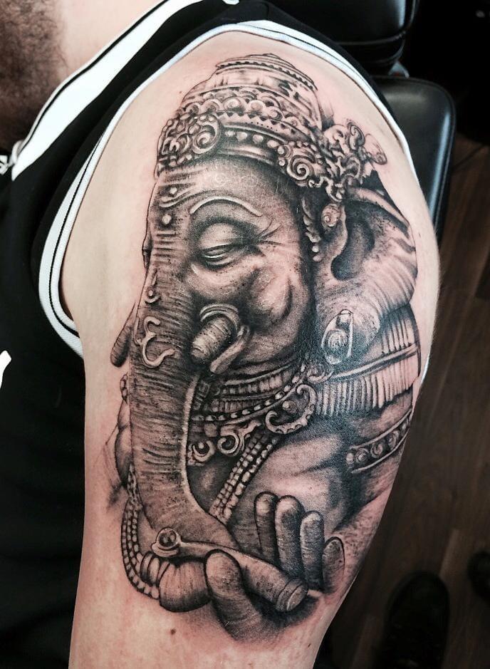 Maravilhosa tatuagem!