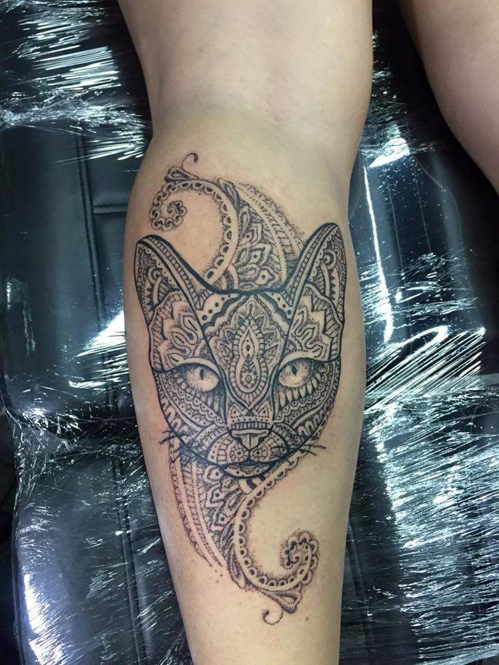 16 Tatuagens Blackwork De Derley Tattooist