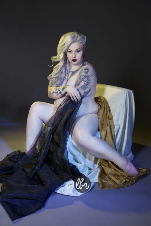 Zoe Melissa Mae looking divine Photography by Lauren-Beki Rowlands
