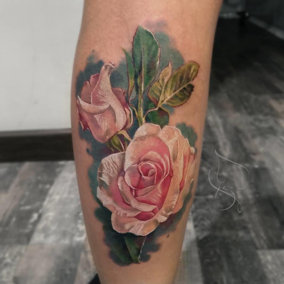 Pure rose.
