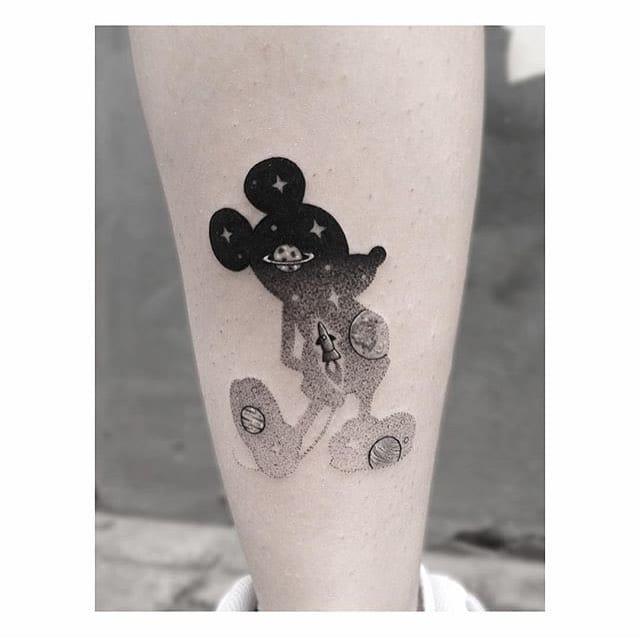 Outstanding tattoo by Jakub Nowicz!