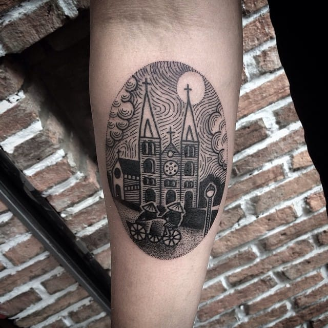Great tattoo by Anspham.