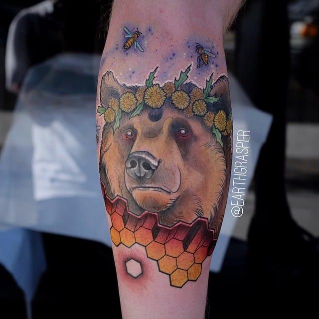 Honeybear by Jonathan Penchoff aka Earthgrasper
