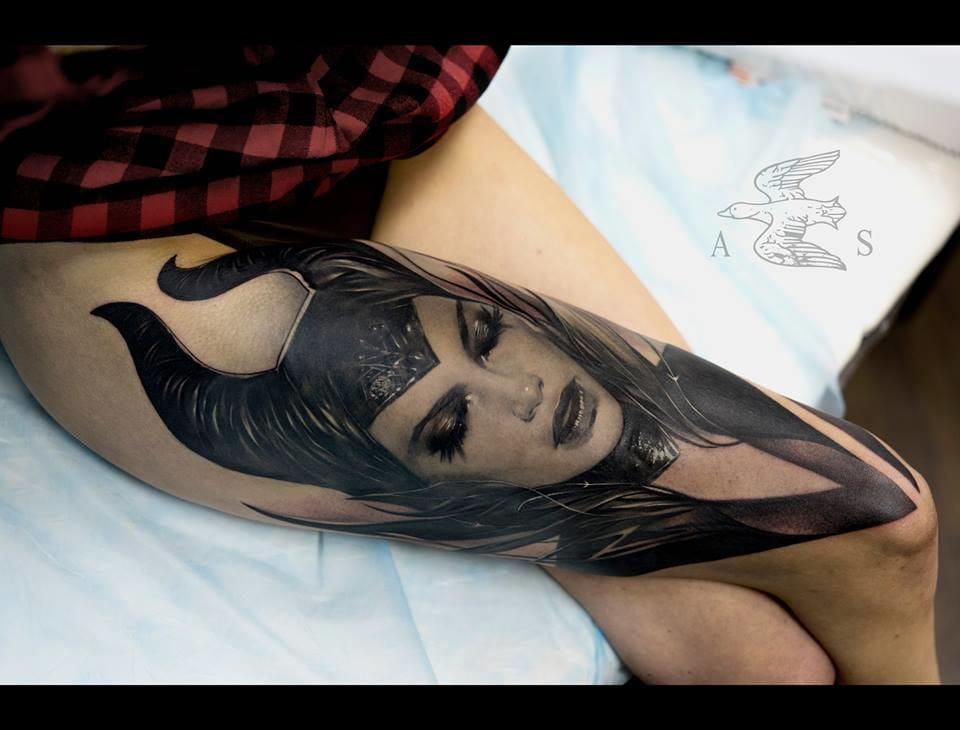 Hot Maleficent...