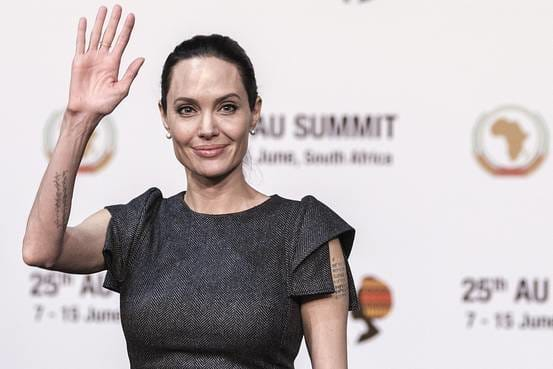 Angelina Jolie Debuts Three New Tattoos On Set Of Her Latest Movie!