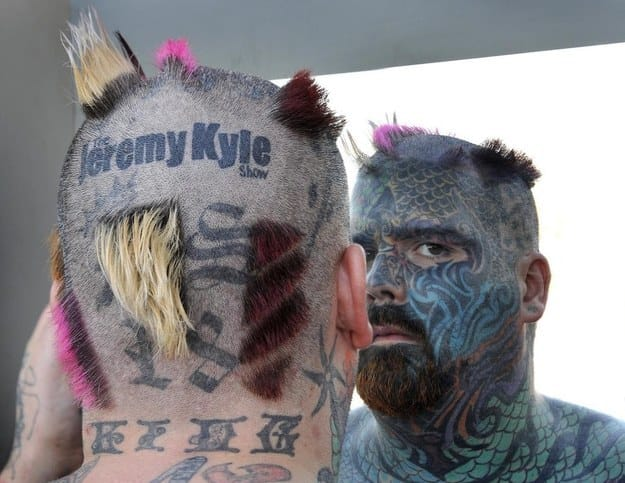 King of Inkland King Body Art The Extreme Ink-ite