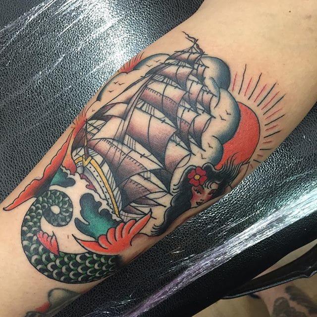 Tattoo by Zooki