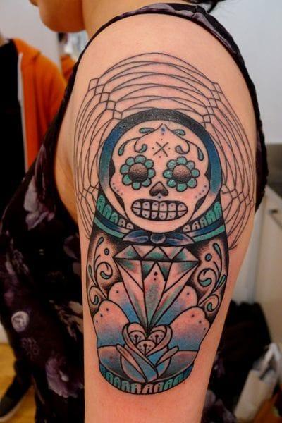 Tattoo Artist: Jason Corbett